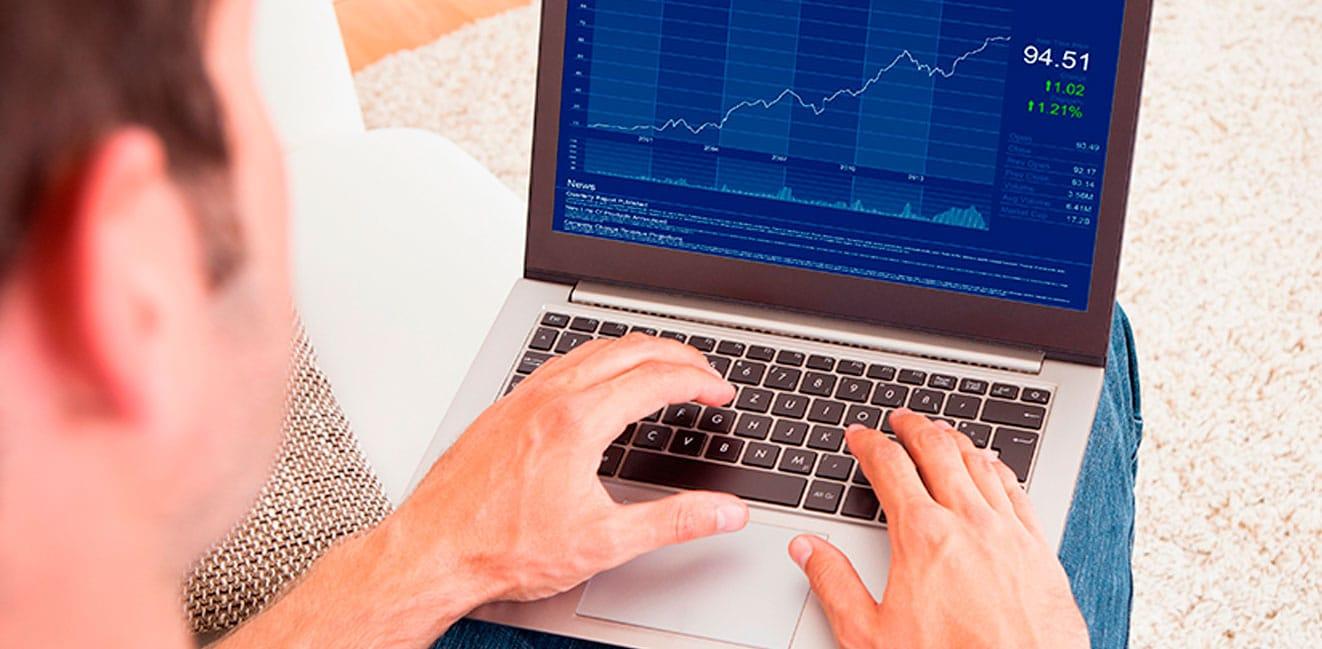 Ventajas de invertir en acciones online